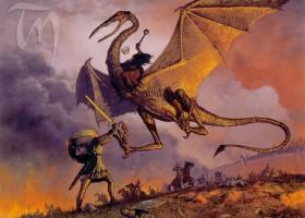 Éowyn and the Nazgûl
