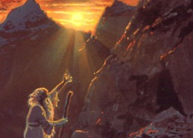 Húrin Reaches the Echoriath