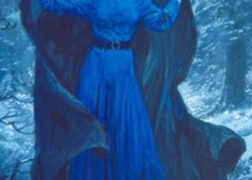 Lúthien Reveals Herself to Celegorm
