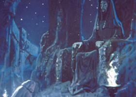 Lúthien's Lament Before Mandos