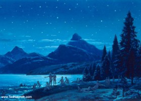 The Dawn of the Firstborn Elves