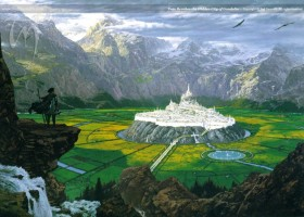 Tuor Reaches the Hidden City of Gondolin
