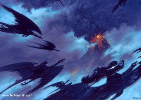 A Sudden Call to Mount Doom (MECCG)