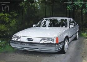 Ford Taurus (debut model)
