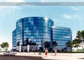 Circular Office Complex