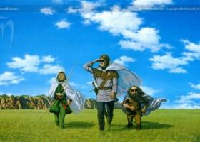 Pursuit in Rohan