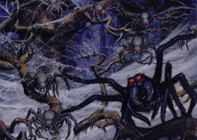 The Spiders of Mirkwood
