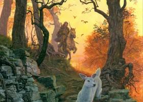Aotrou Pursues the White Deer