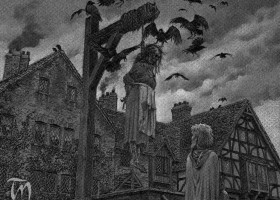 Ravens at the Gibbet
