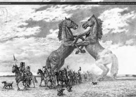 The Horse Gate, Vaes Dothrak