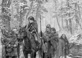 Thieves Surround Bran