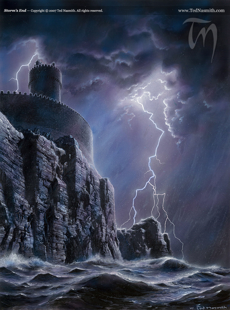 Storm S End Ted Nasmith