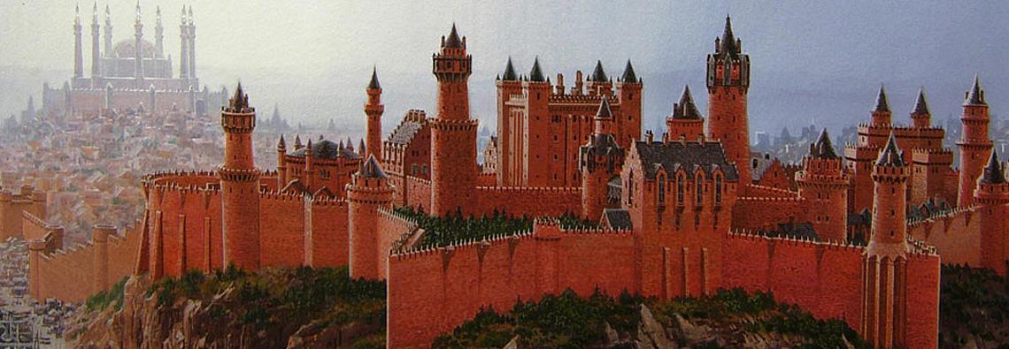 Fantasy Ice Castles
